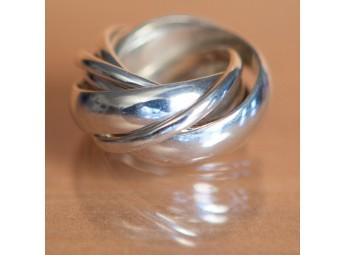 Bague 9 anneaux